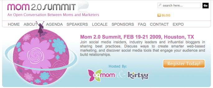 Mom 2.0 Summit