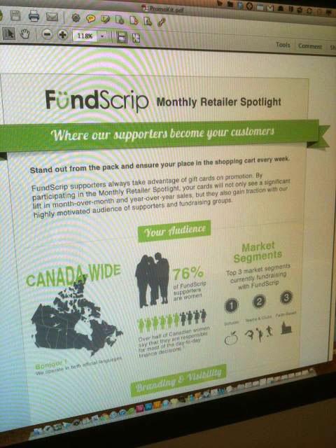retailer spotlight info graphic