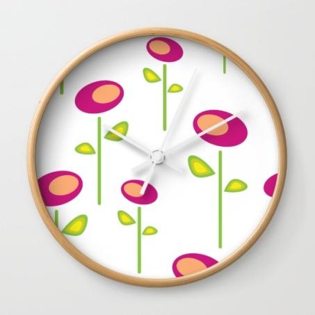 quand-le-soleil-wall-clocks
